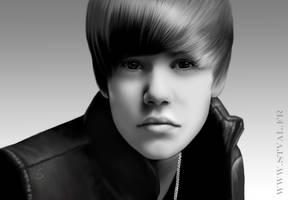 Justin Bieber by StephanieVALENTIN