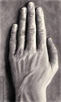 Hand by StephanieVALENTIN