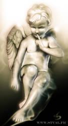 Angel by StephanieVALENTIN