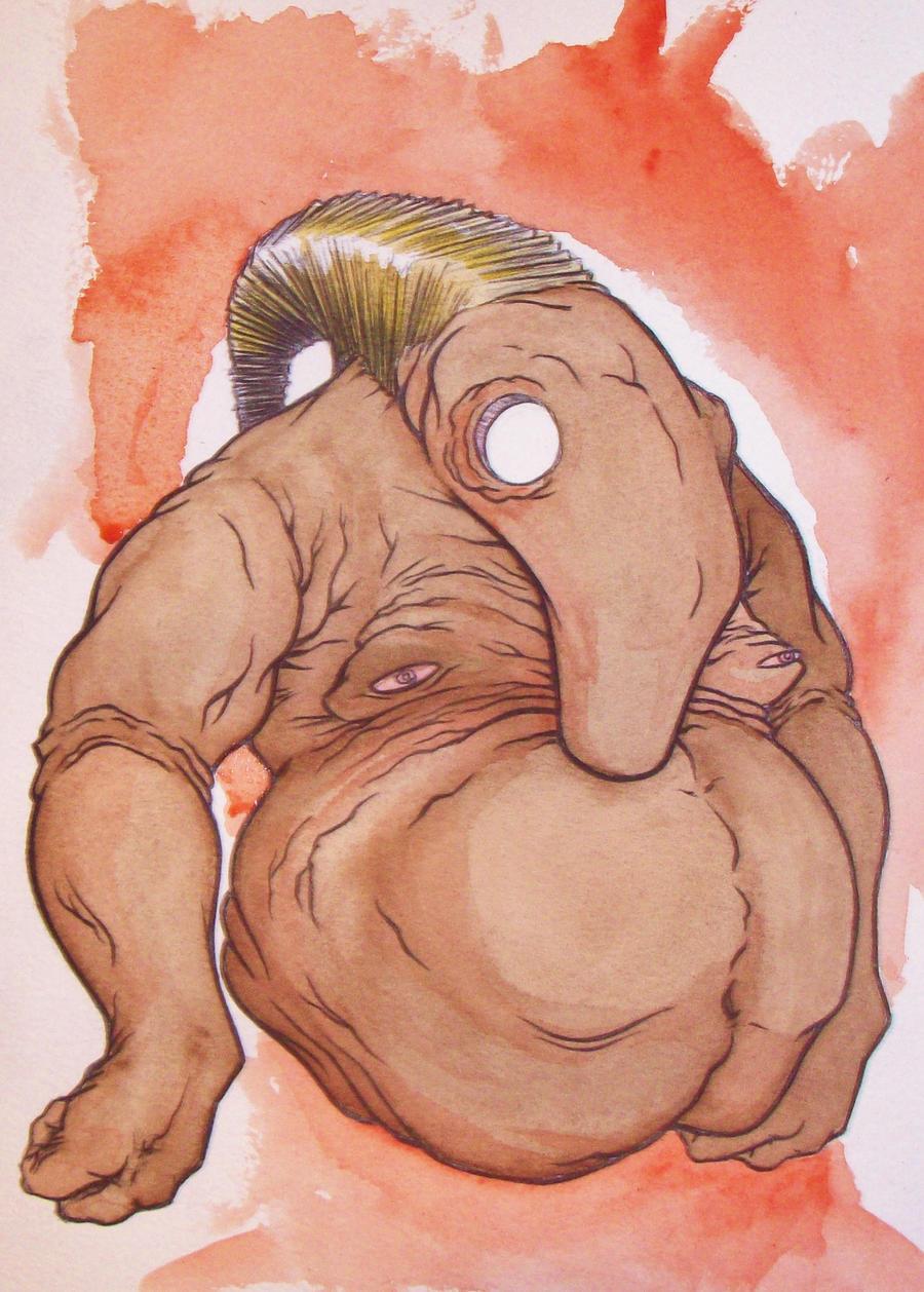 Beware of the Passive Anteater by sbelmarsh