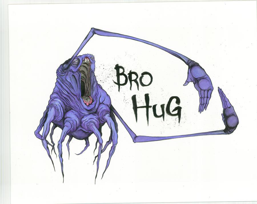 Give Me A Hug by sbelmarsh