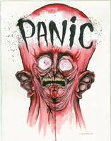 Panic! by sbelmarsh