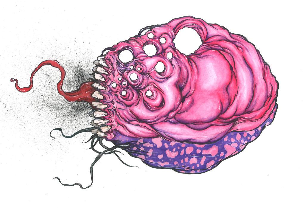 Teeth Tumor by sbelmarsh