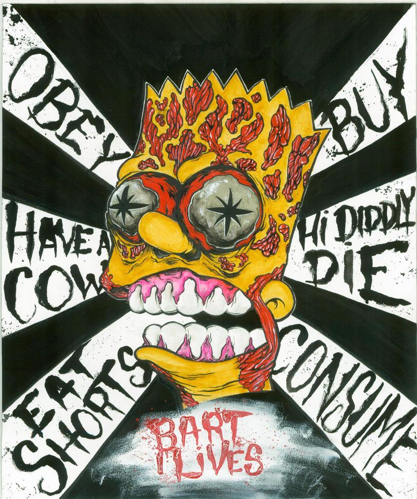 Bart Lives by sbelmarsh