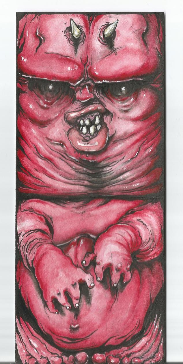Lil Devil by sbelmarsh