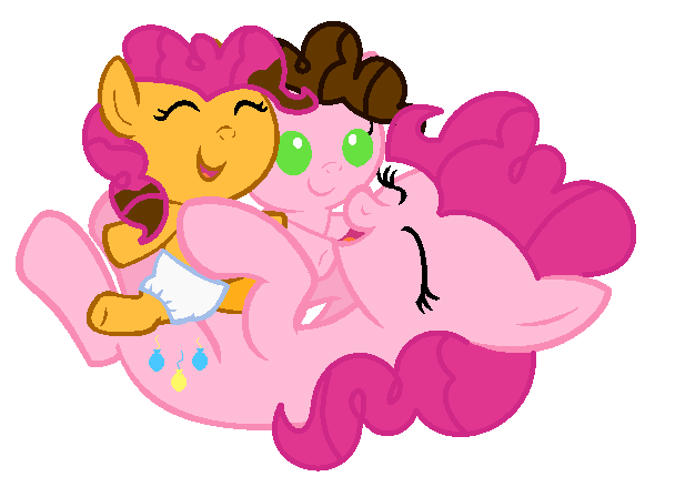 Mother, Sister and Brother by YouCanCountOnFlippy