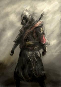 Like an Assassin...