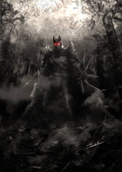BATMAN -JASON STRIKES BACK- by TAKA-F
