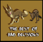 Best of Bad Decisions: Cover