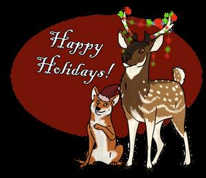 Happy Holidays! -Secret Santa-