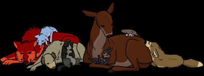 Protagonist Slumber Pile