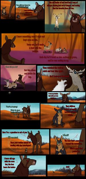 Roar Howl Run pg84