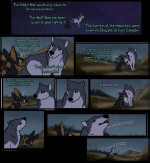 Roar Howl Run pg133