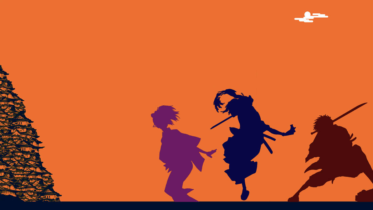 Samurai Champloo Wallpaper By Henrycoign On Deviantart