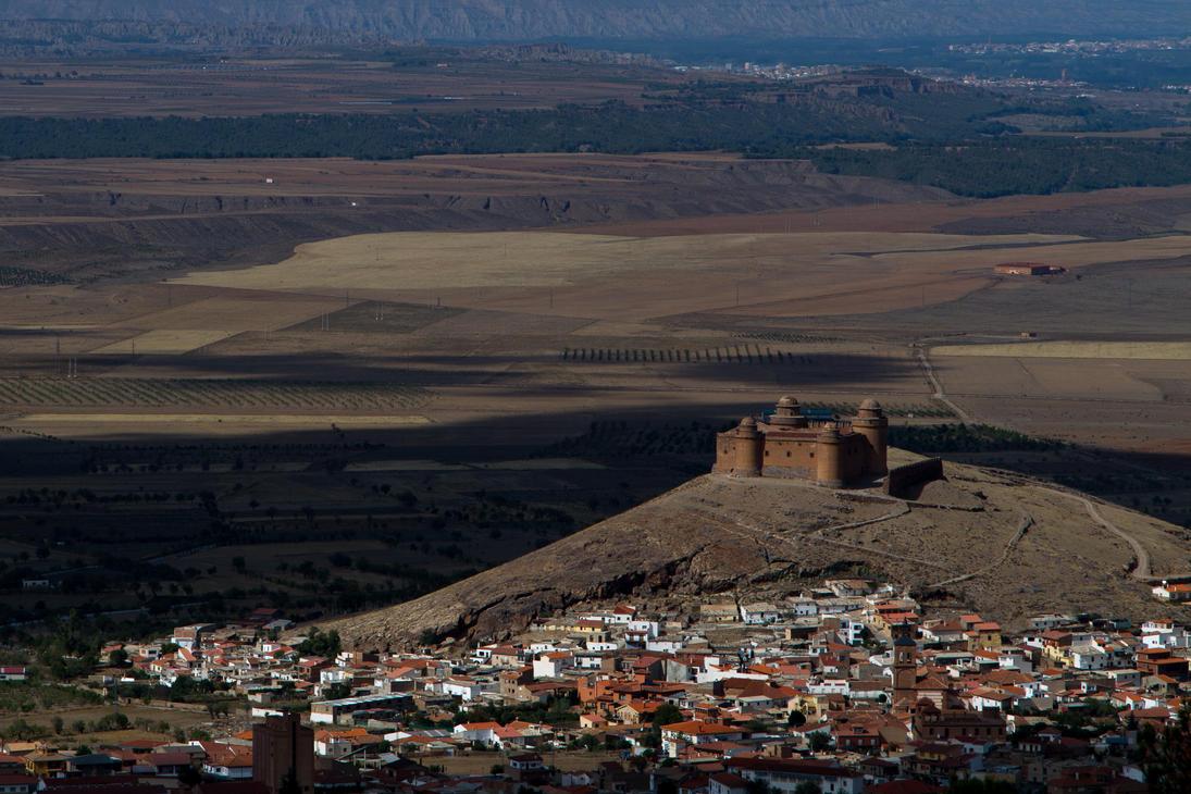 La Cahorra, Andalusie, Spain by ZeurPete