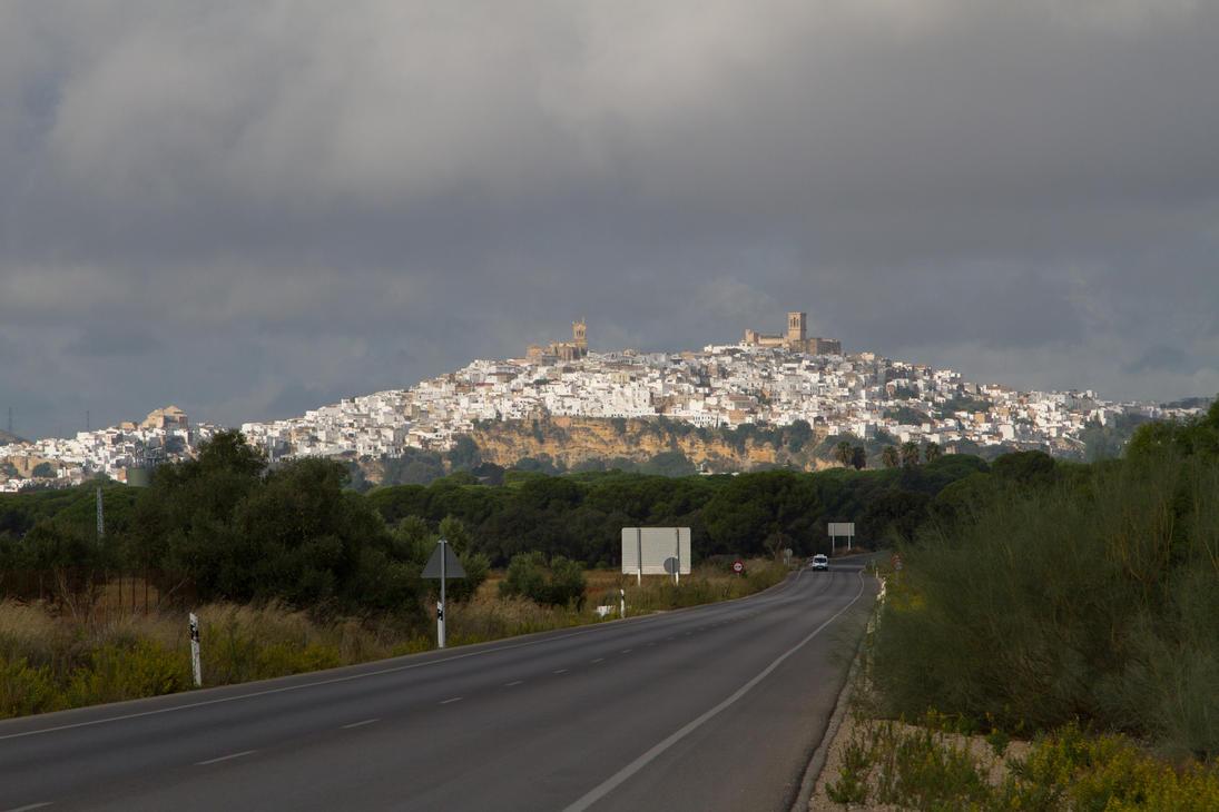 Arcos de la Frontera, Andalusie, Spain by ZeurPete