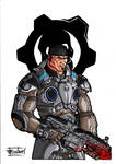 Marcus Fenix (Coloured)