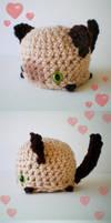 MOCHI Romeo the Siamese Kitty