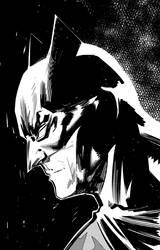 The Batman by StephenThompson