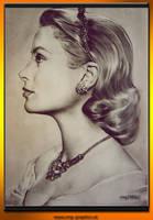 Grace Kelly by cmg2901