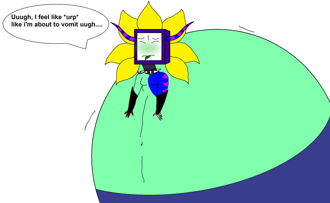 Fat Floral by InflatedCheyStar