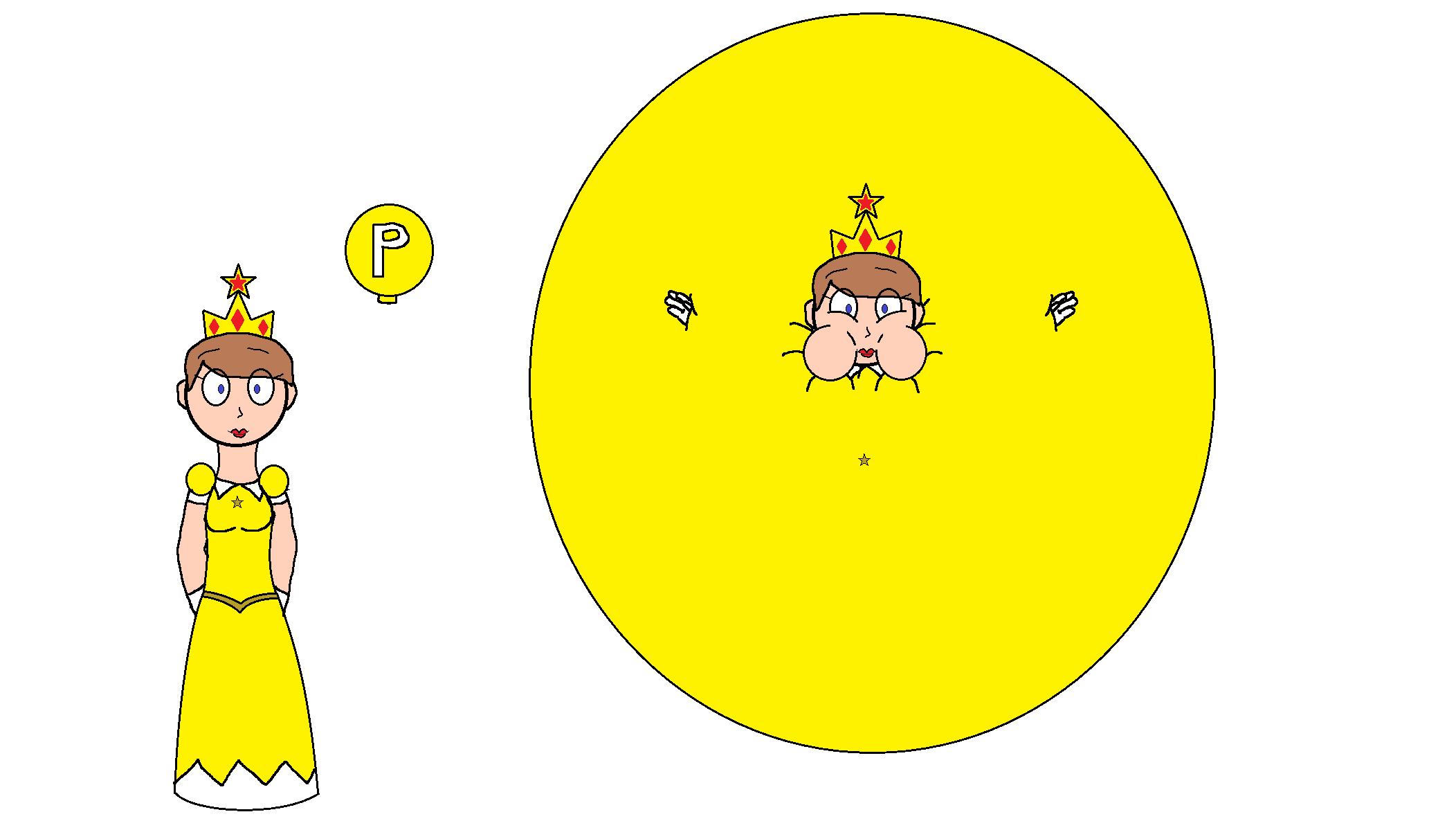 Ballooned Queen by InflatedCheyStar