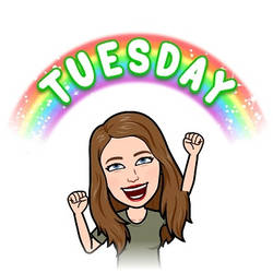 It be Tuesday