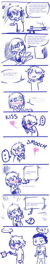 Phoney Kisses