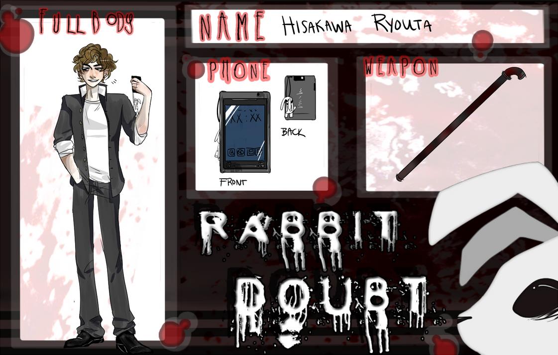 RD:  hisakawa ryouta by rixatrixa