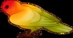 Lovebird by AlphaStryx