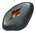 Fire Stone by AlphaStryx