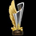 Basic Training Trophy by AlphaStryx