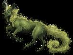 Forest Kirin by AlphaStryx