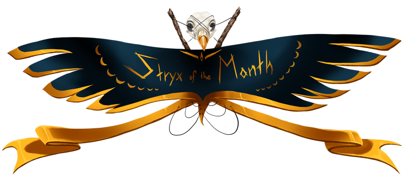 Stryx of the Month by AlphaStryx