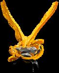Diamond Ascension Trophy by AlphaStryx