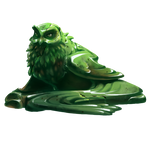 Jade Ascension Trophy by AlphaStryx