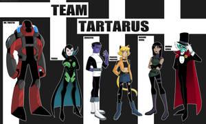 TT com.-Team Tartarus by TiaBlackRaven