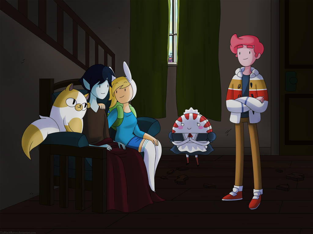 Cake Suit Adventure Time