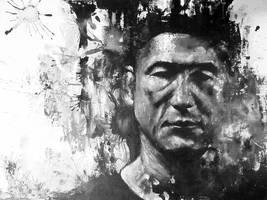 Kitano Takeshi by Regularita