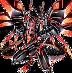 Dark Metal Dragon - Darkness Metal