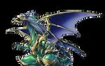 Chaos Emperor The Armageddon Dragon