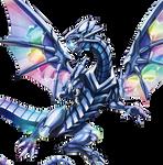 Blue Eyes Solid Dragon