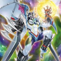 Elemental HERO Cosmo Neos [Artwork] by coccvo