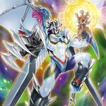 Elemental HERO Cosmo Neos [Artwork]