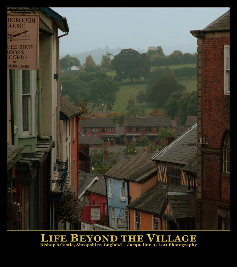 Life Beyond the Village by Isquiesque