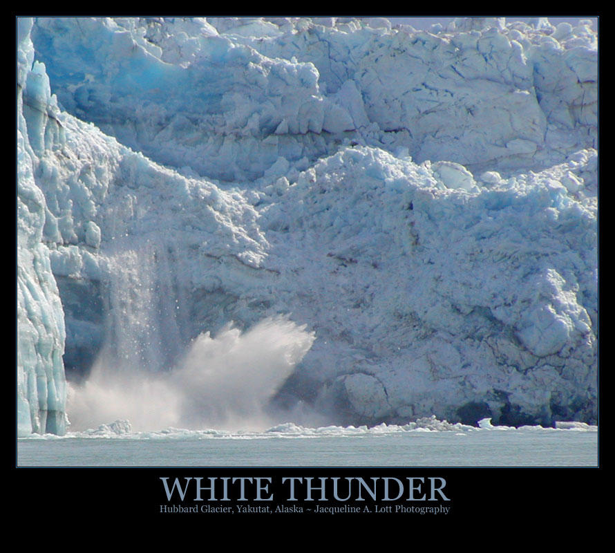 White Thunder by Isquiesque