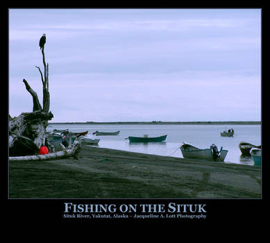 Fishing on the Situk