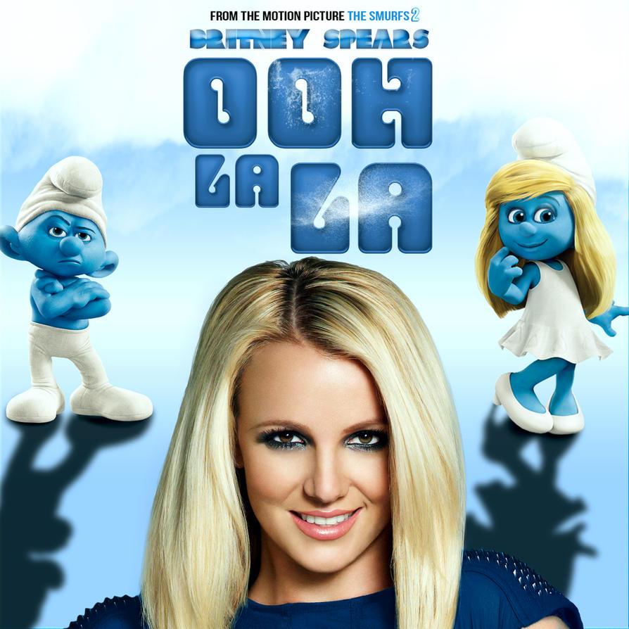 Britney Spears- Ooh La La Single Cover- My Version by ...