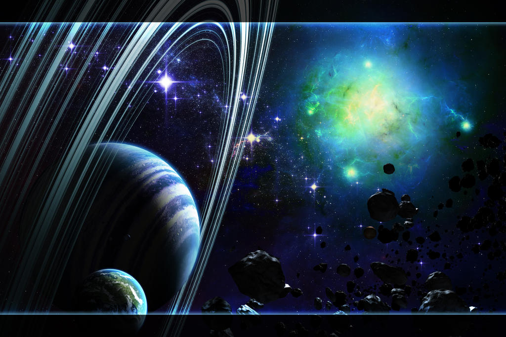 Magic Universe by RMirandinha