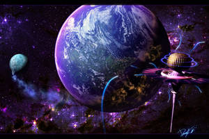 - Planet 4 - Sepphoris - by RMirandinha